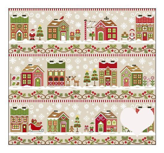 Proyecto 2013 Santa's Village
